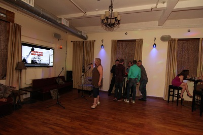 Private Karaoke Birthday Party New York