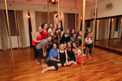 Pole Dance Happy Hour 4