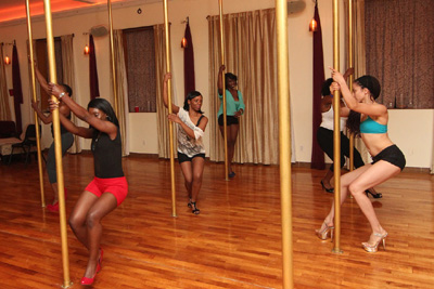 Pole Dance Happy Hour 5