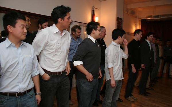 Happy Hour Salsa Class and Open Bar in Manhattan